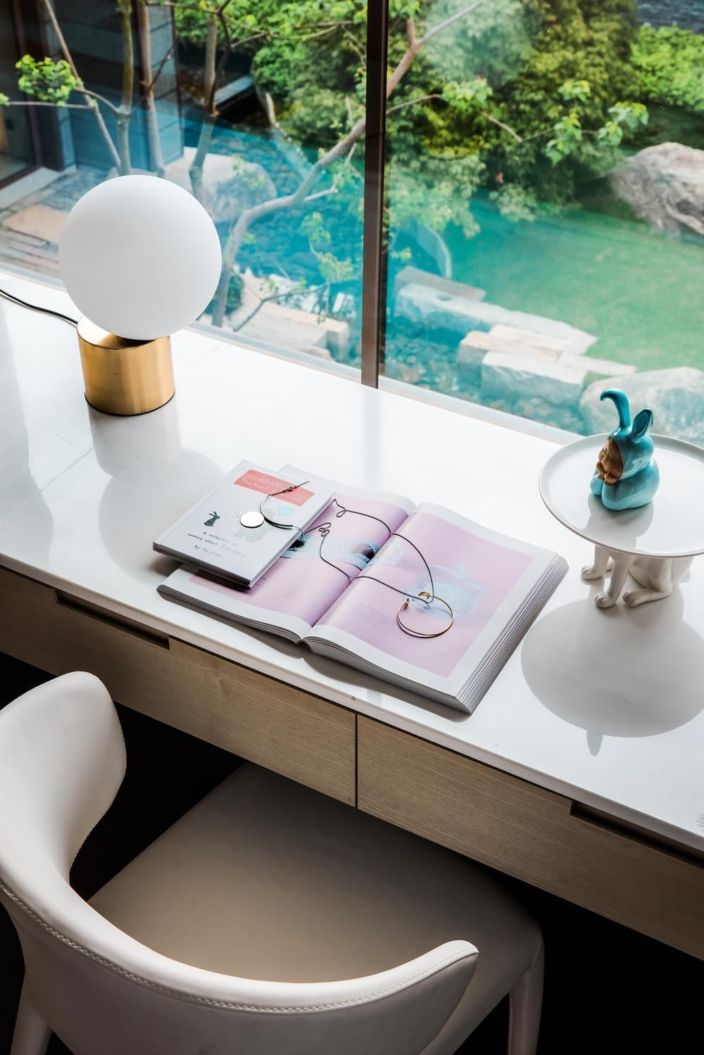 home office by T. K. CHU Design