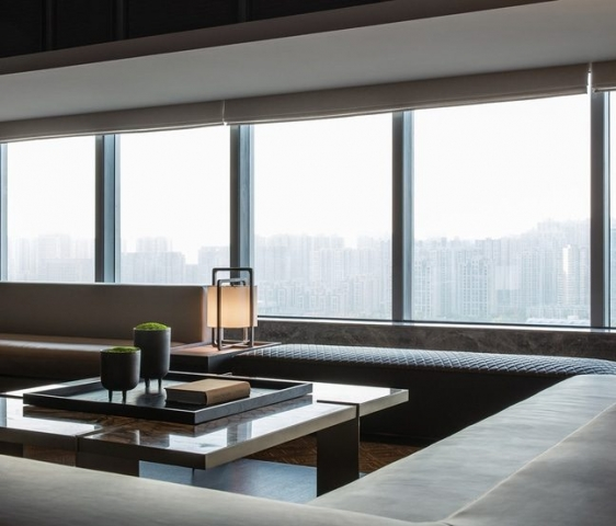 InterContinental Xi'an North by CCD – Cheng Chung Design