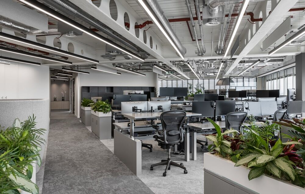 Adaptive Financial Consulting - New Workspace by Oktra