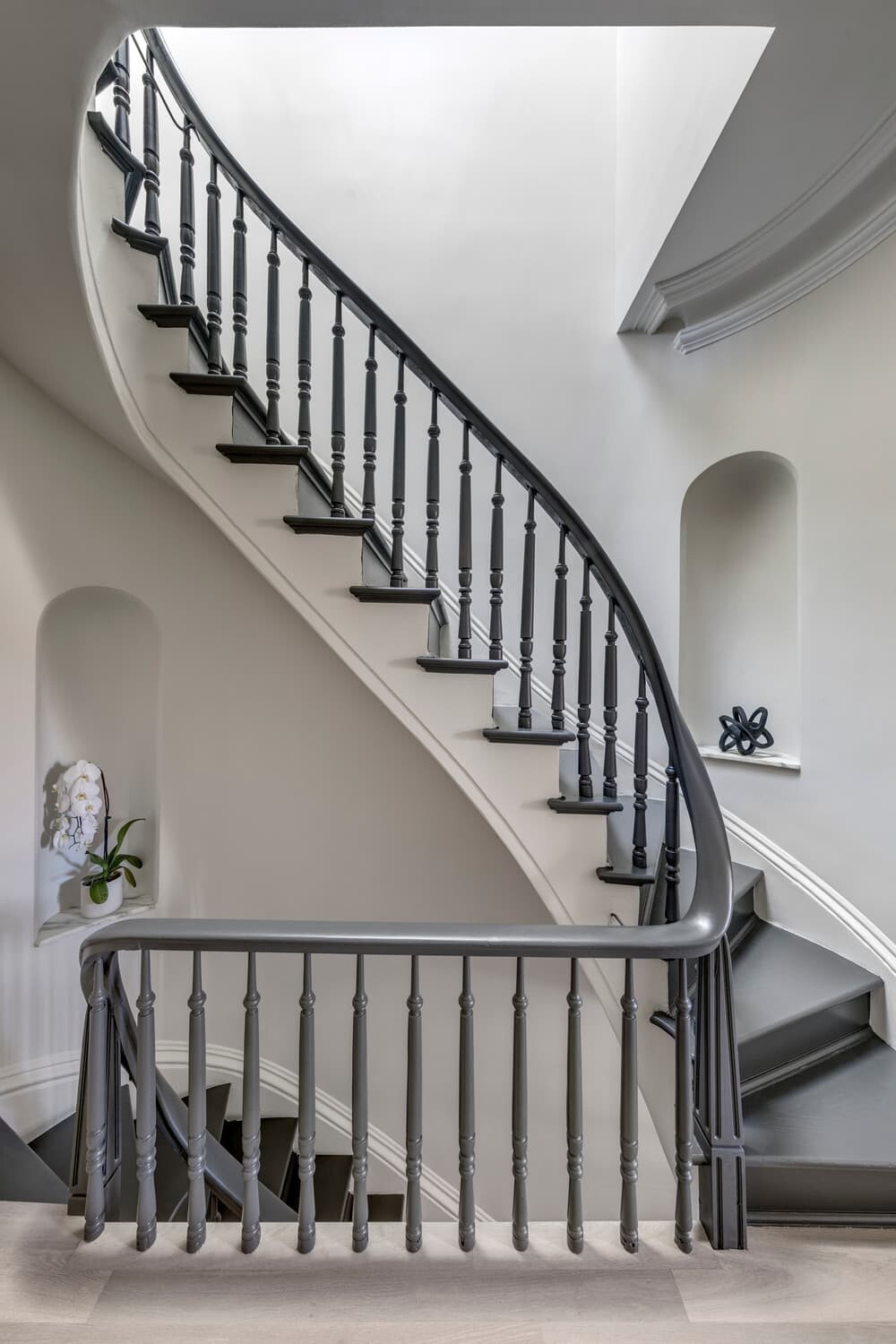 staircase, Barker Associates Architecture Office