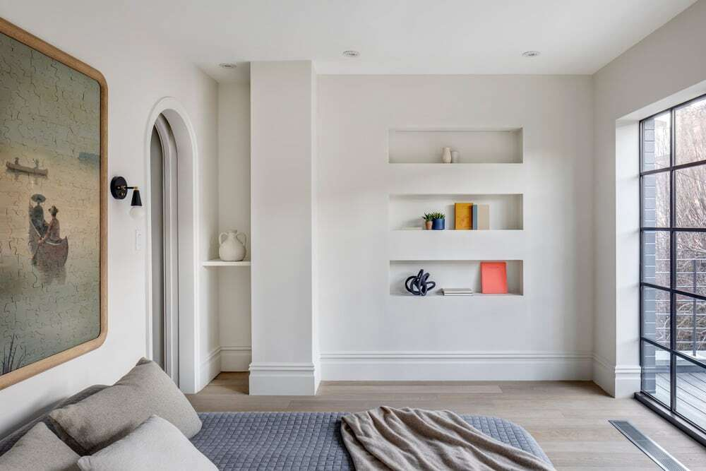 bedroom,  Barker Associates Architecture Office