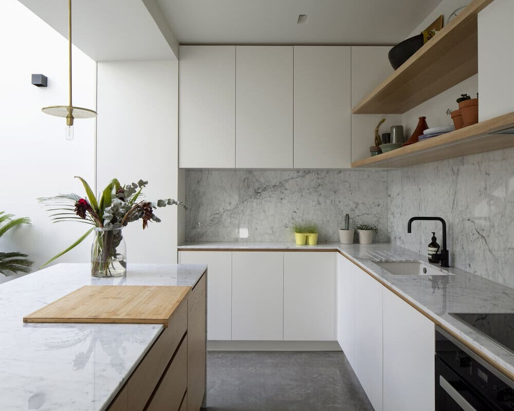 kitchen, YARD Architects