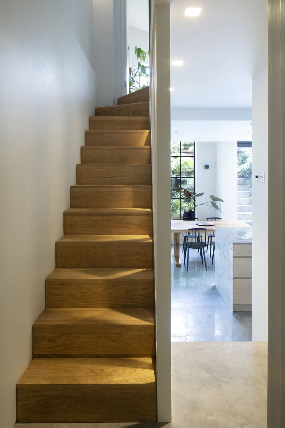 staircase, YARD Architects