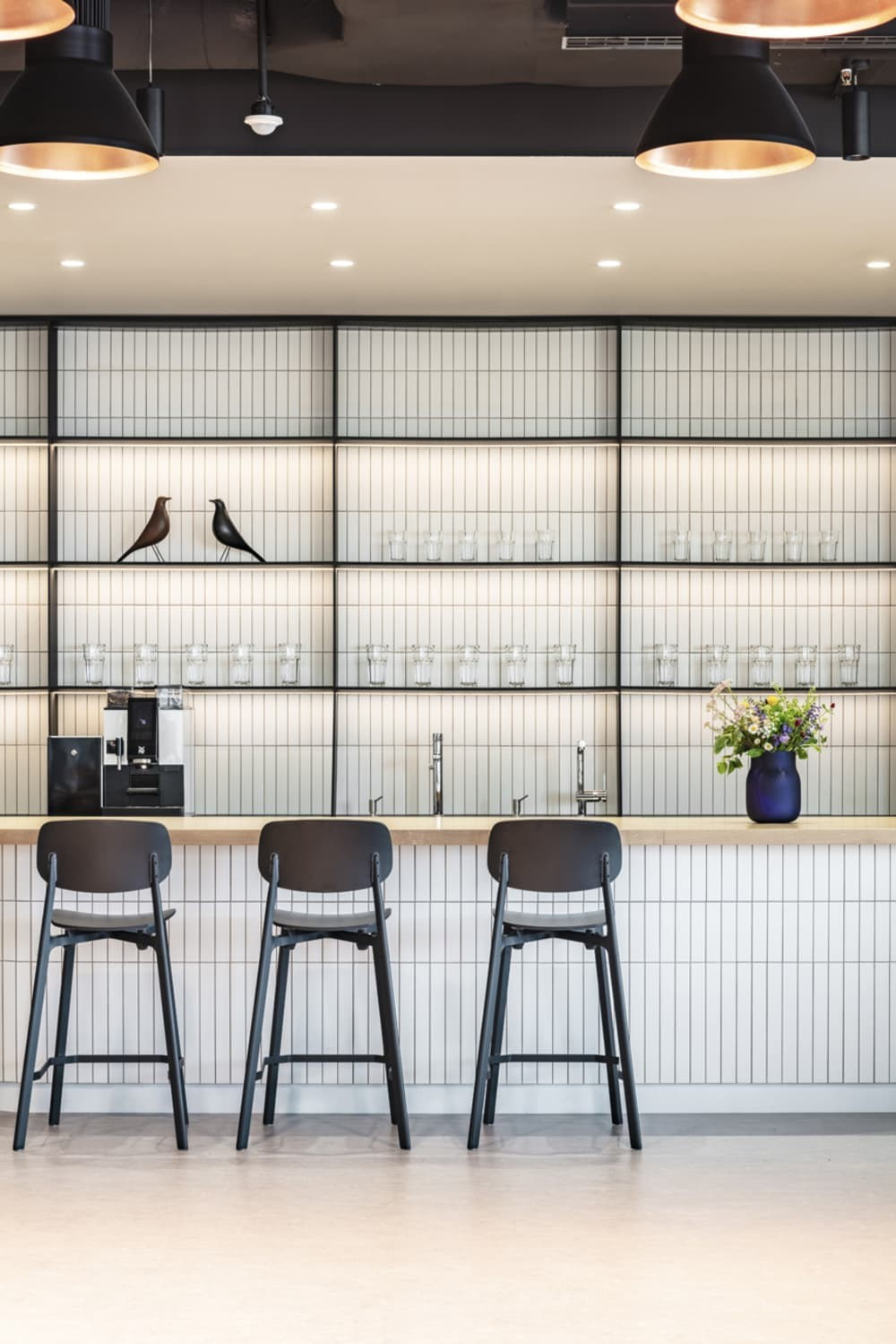 Base4Work Boutique Coworking by Studio Perspektiv