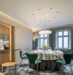 Experiential Hall in Shanghai for Danish Furniture Brand