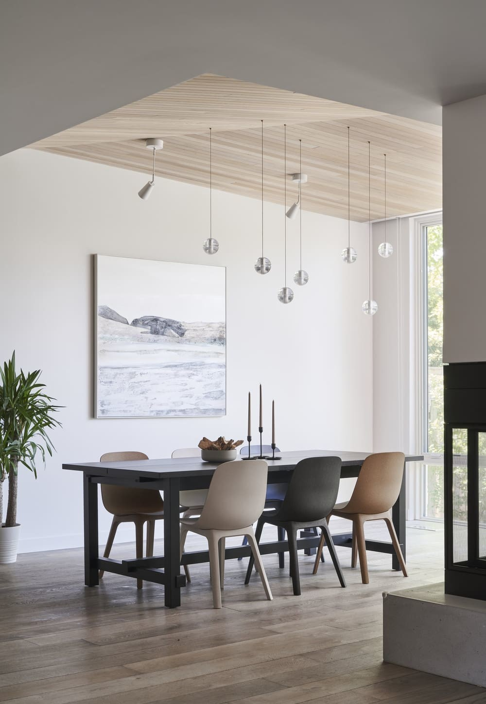 dining room, Shean Architects