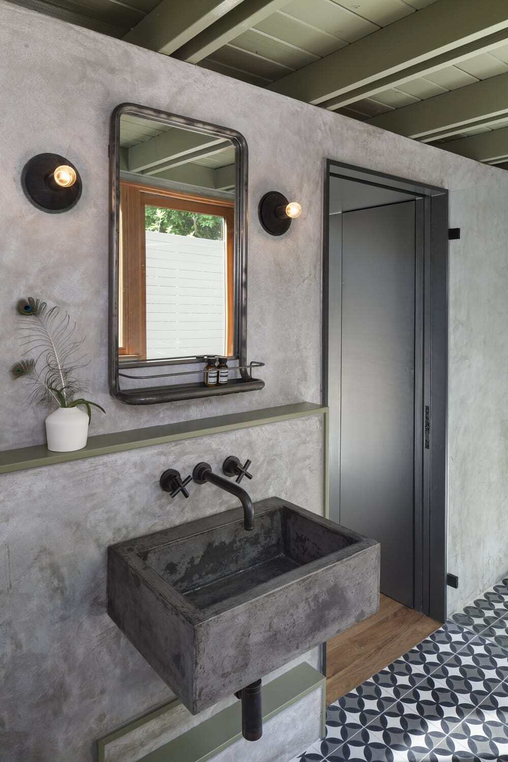 bathroom, Elizabeth Baird Architecture & Design