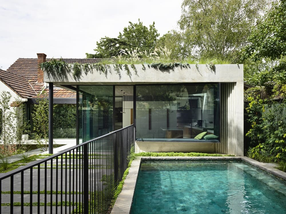 Malvern Garden House by Taylor Knights