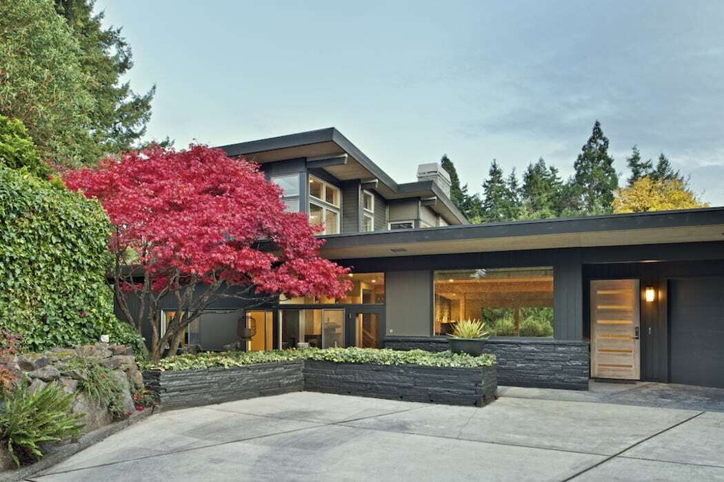 Mid-Century Sanctuary, a Serene and Meditative Remodel/Addition to a 1950s Rambler in Seattle
