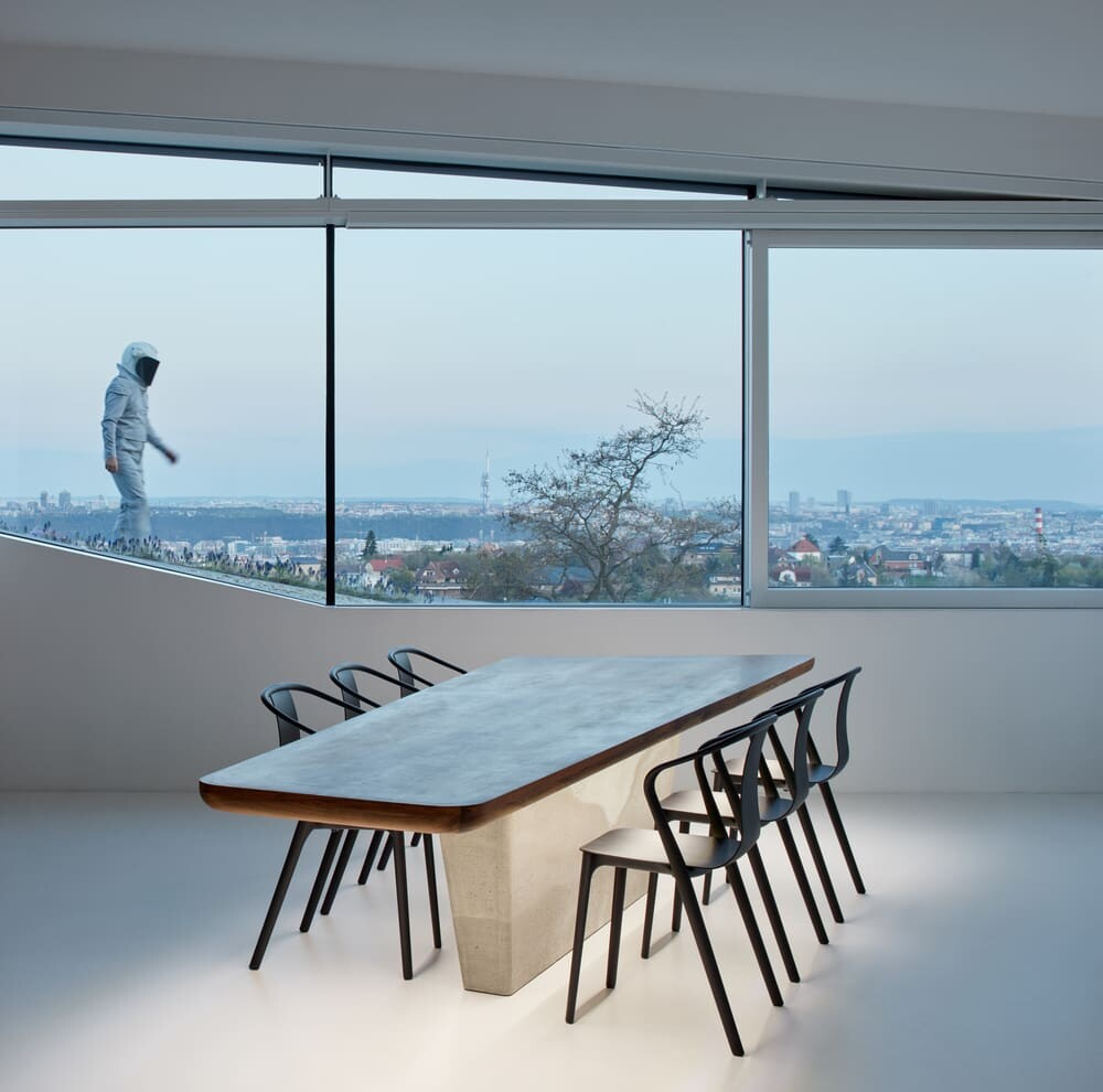dining space, Coll Coll