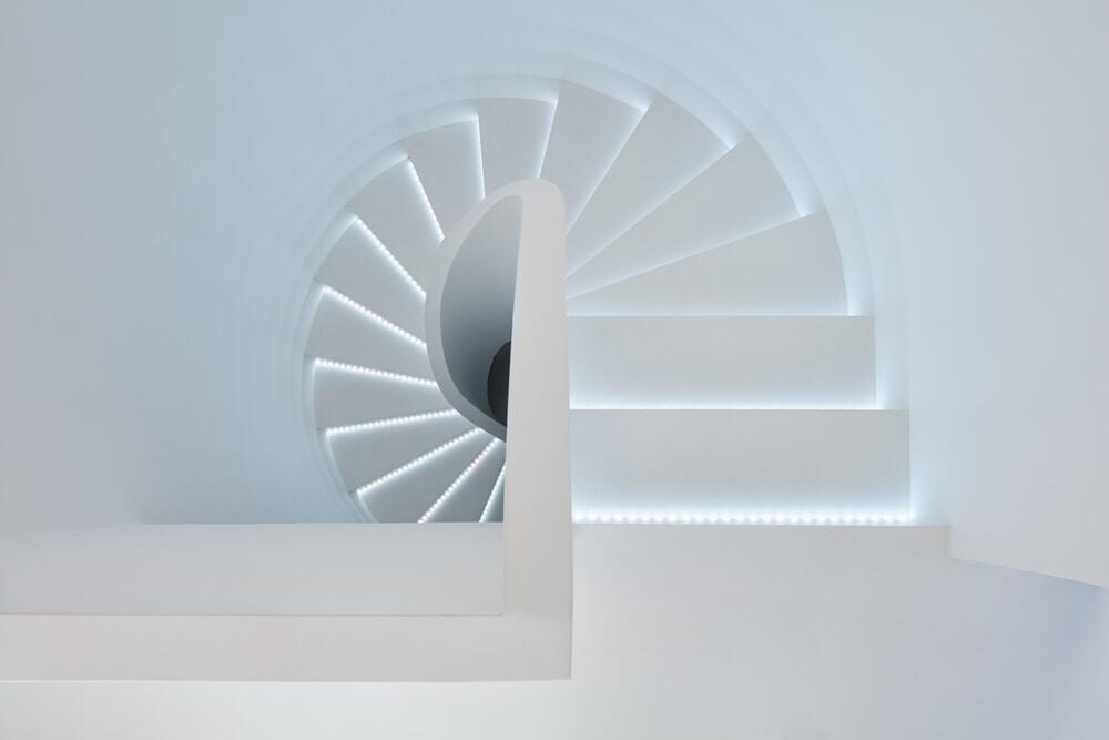 staircase, Coll Coll