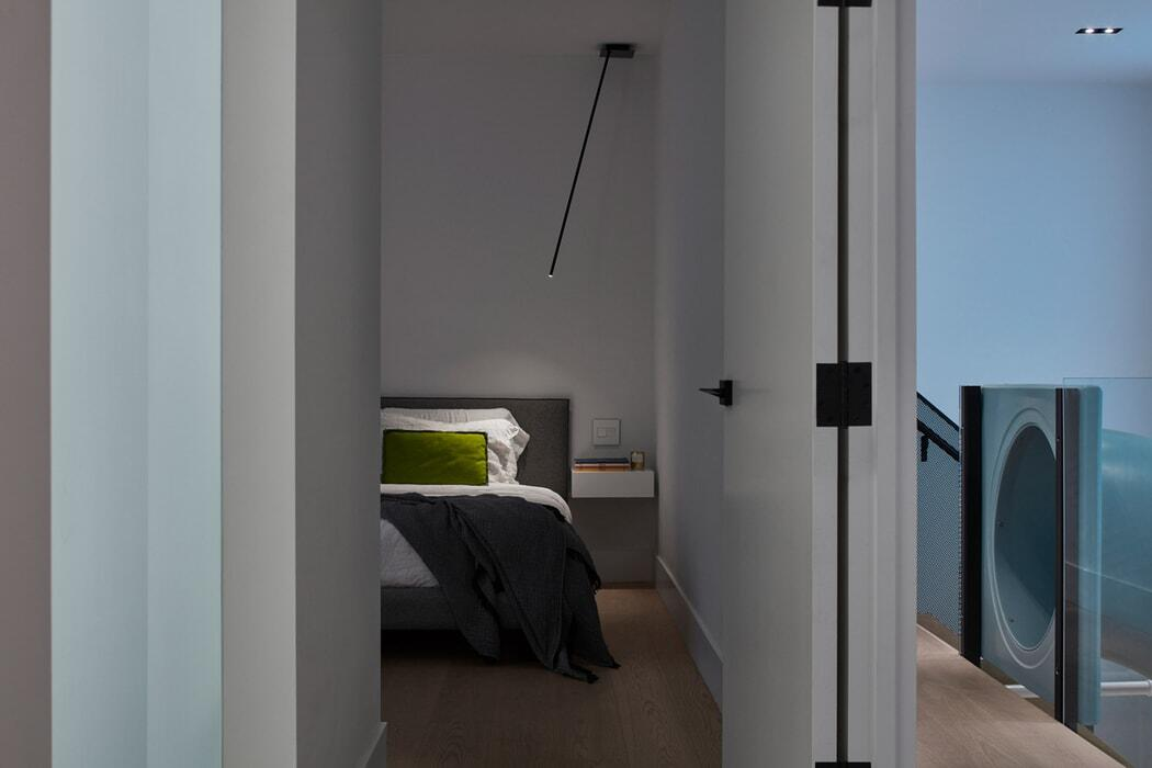 bedroom, Reflect Architecture