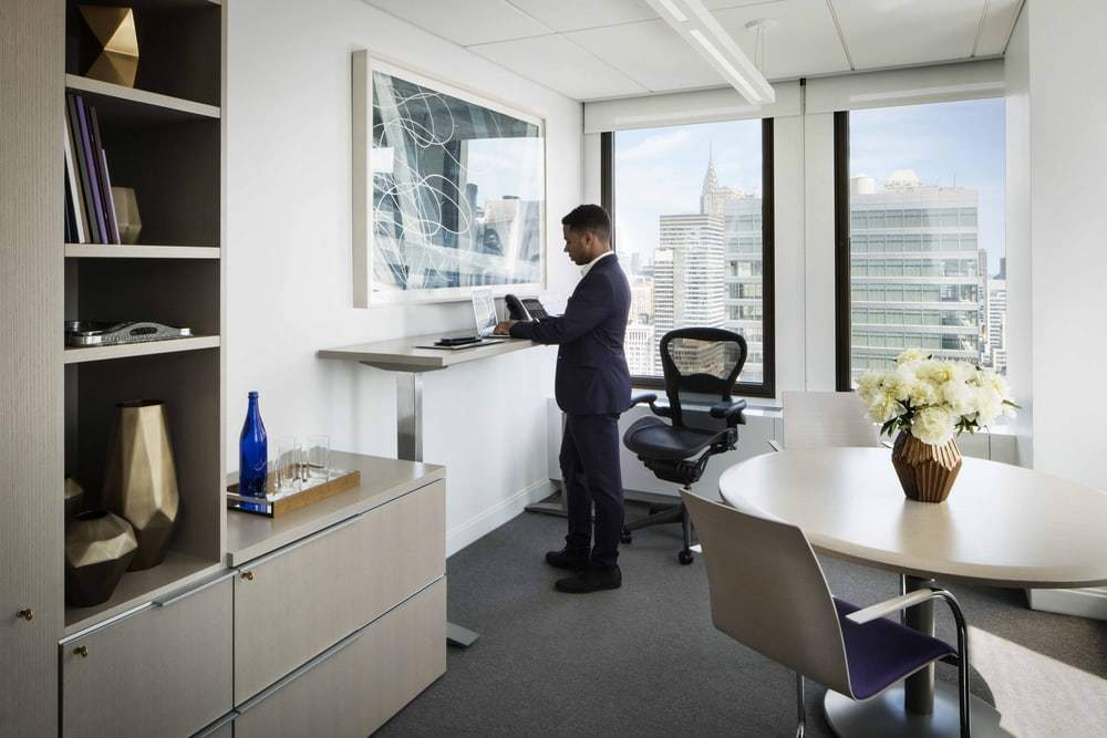 private offices by Elkus Manfredi Architects