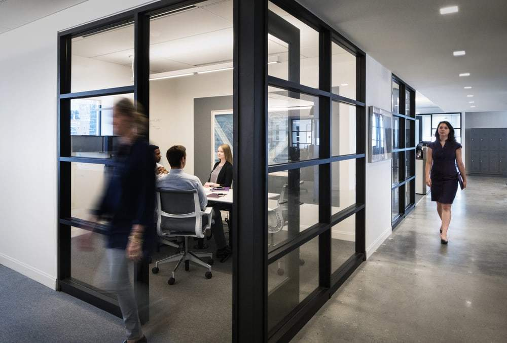 Charles River Associates Offices by Elkus Manfredi Architects