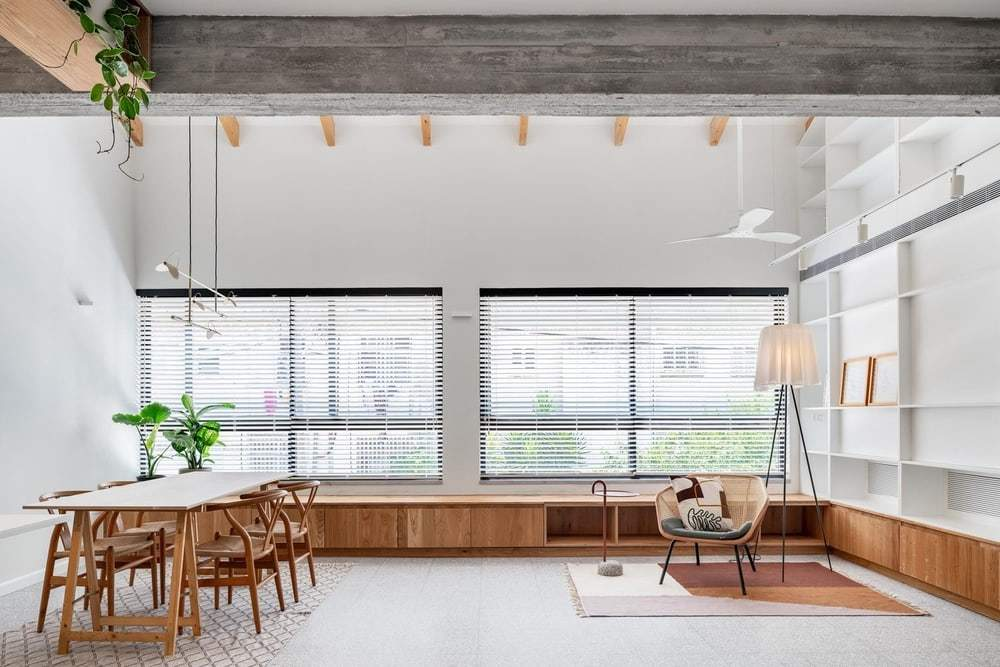 An Additional Floor Turned a Small Apartment into a Spacious and Light-Filled Home