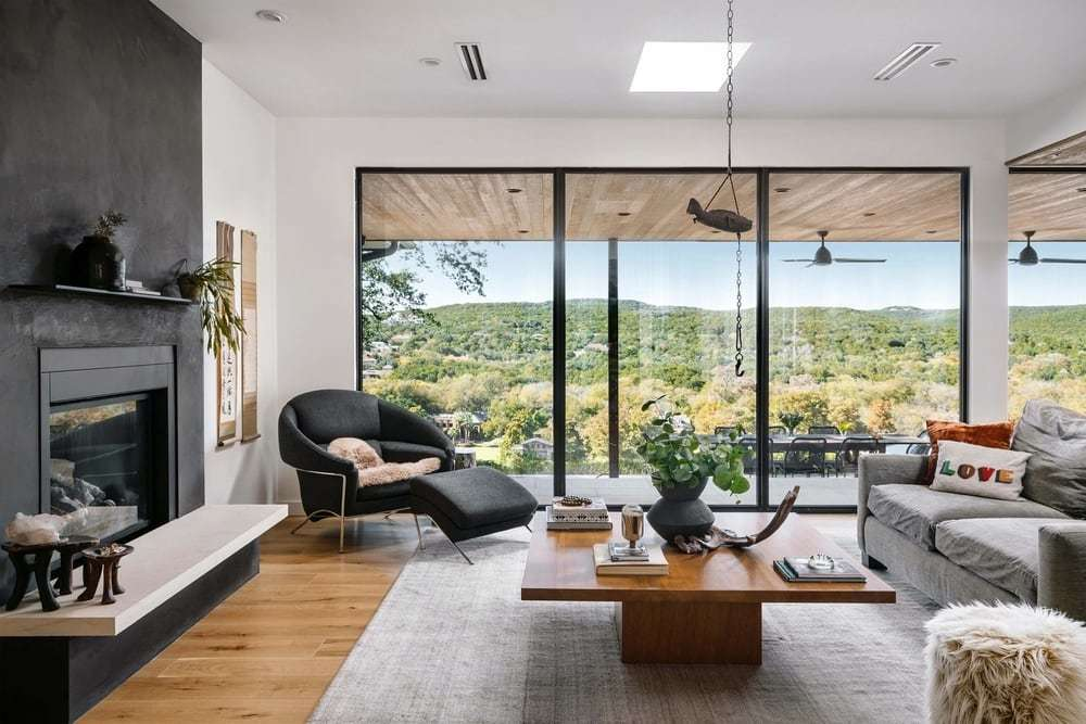 Aqua Verde Residence, Renovation & Addition by Clark Richardson Architects