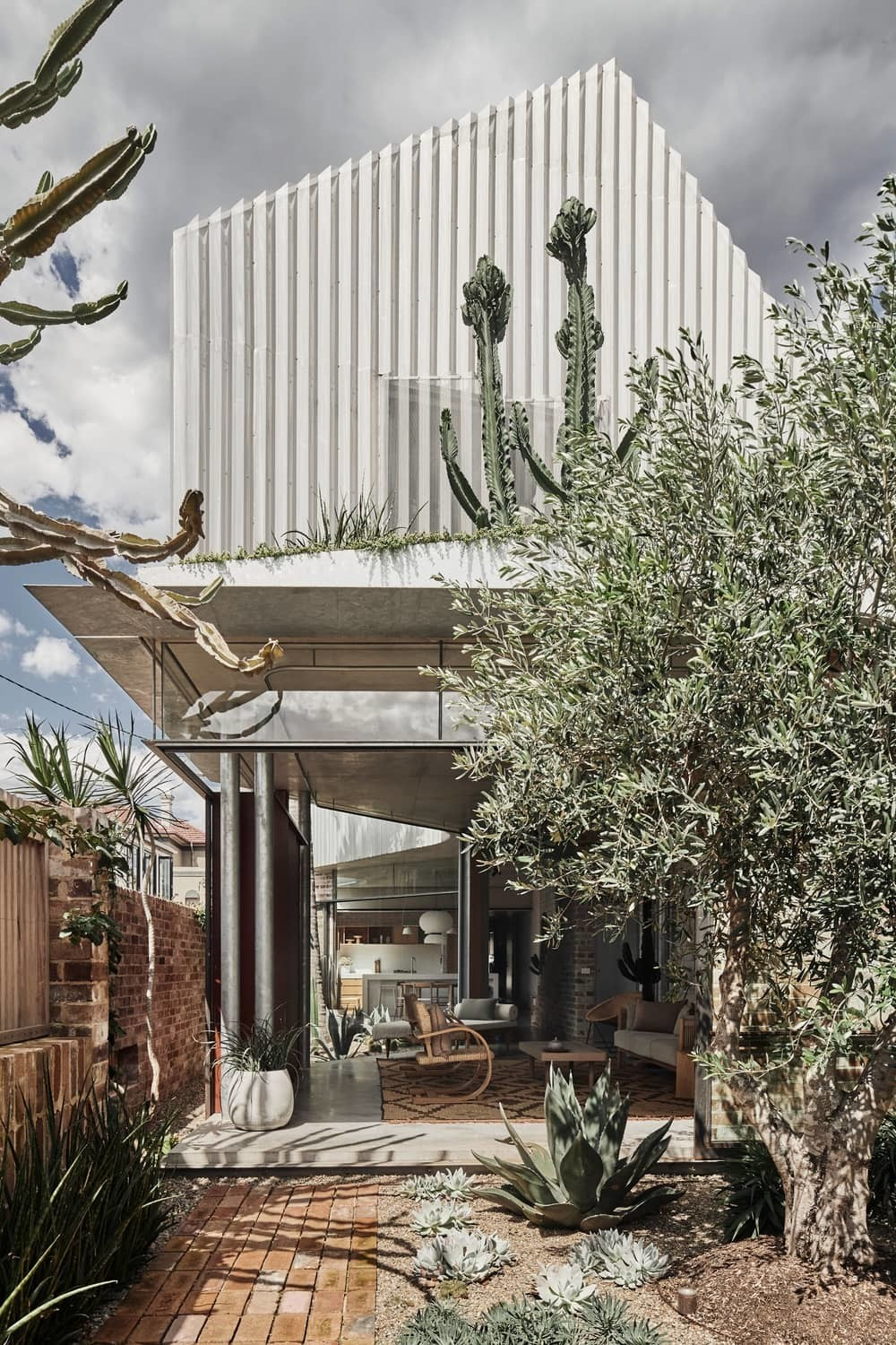 Bismarck House by Andrew Burges Architects