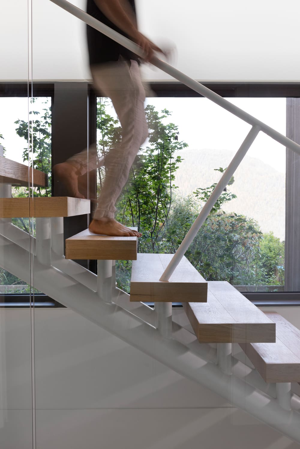 stairs by D'Arcy Jones Architects
