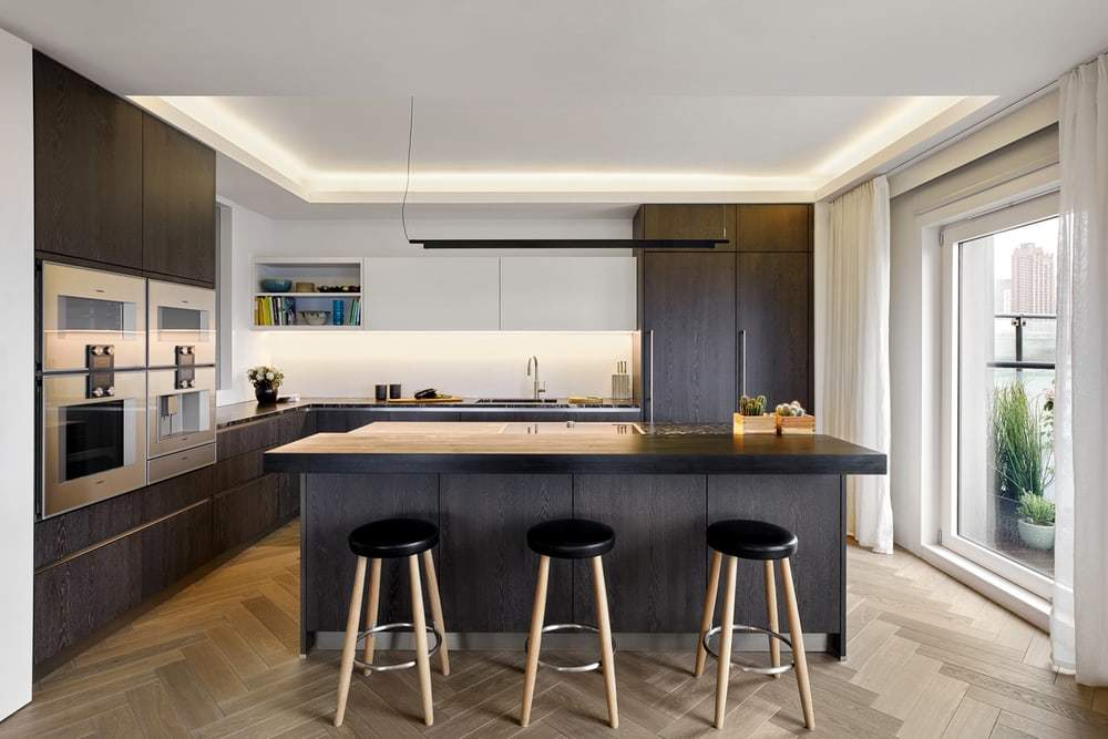 EC1 Penthouse by Patalab Architecture