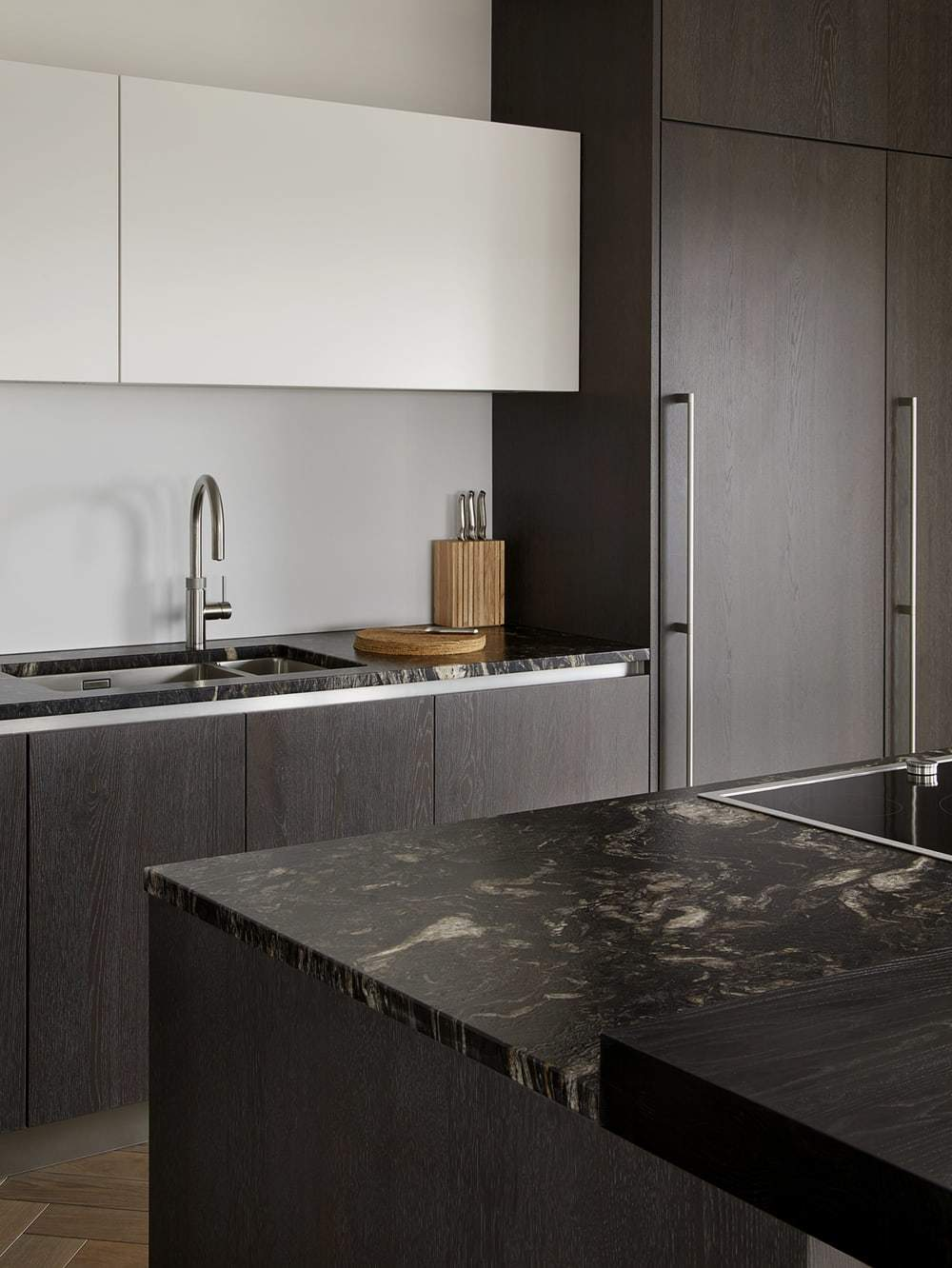 kitchen by Patalab Architecture