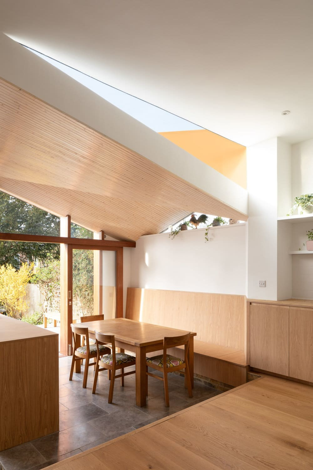 dining area, Turner Architects