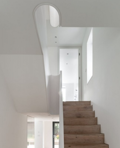 A Passivhaus Retrofit and Extension of a Large Townhouse in North London