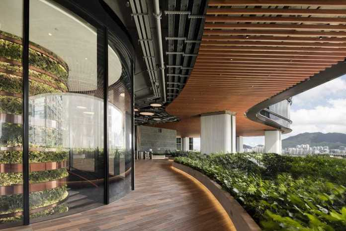 The Quayside, an Innovative Mixed-Use Development by CL3 Architects