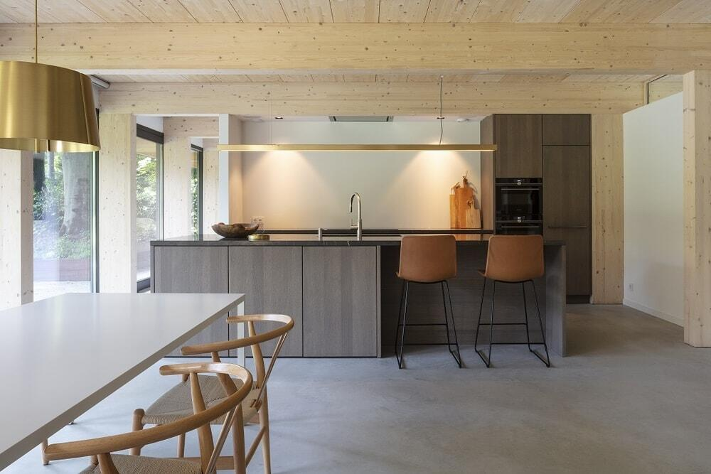 kitchen, Paul de Ruiter Architects