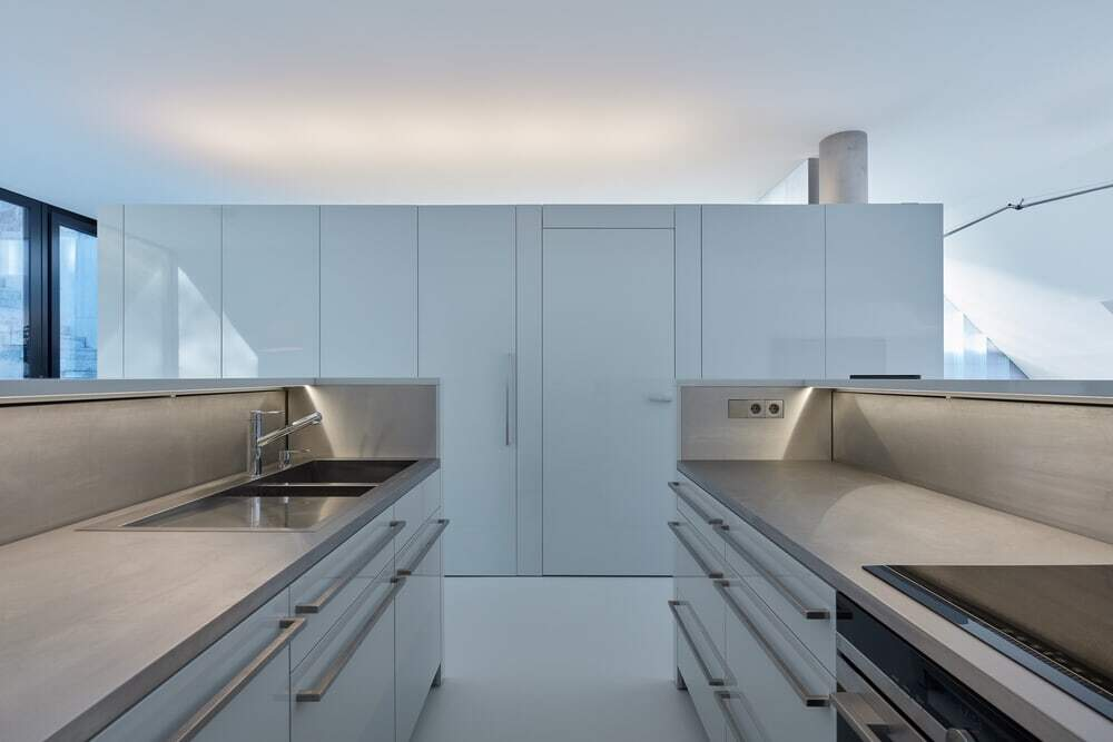 kitchen / Kuba & Pilař Architekti