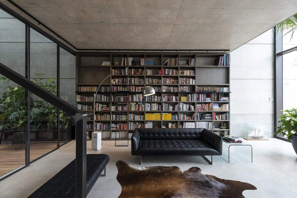living room, Architrend Architecture