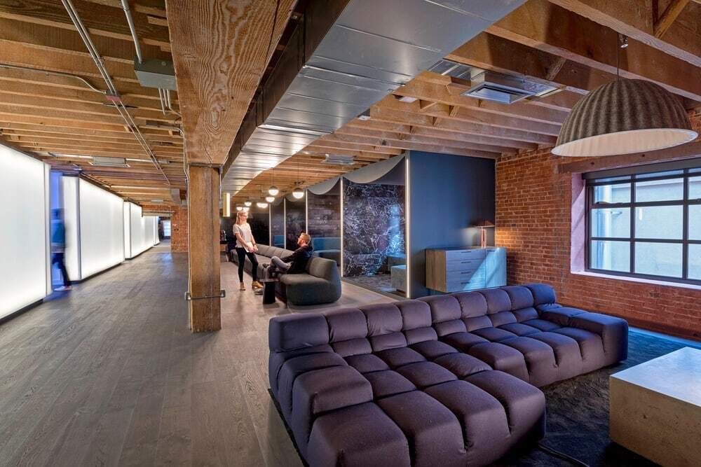 GitHub Office in San Francisco by Rapt Studio