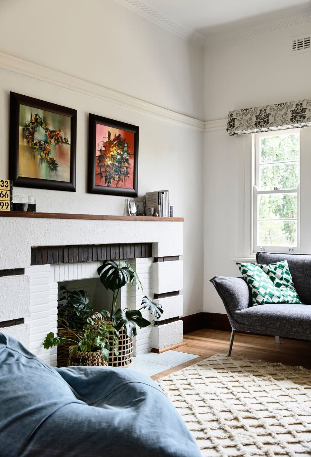 living room, Taylor Knights Architects