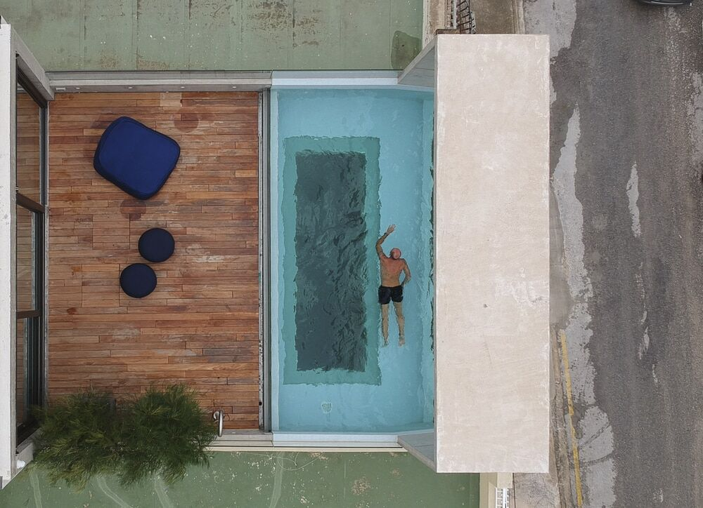 pool, Architrend Architecture