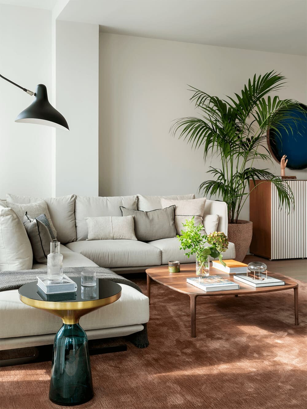 living room by The Room Studio