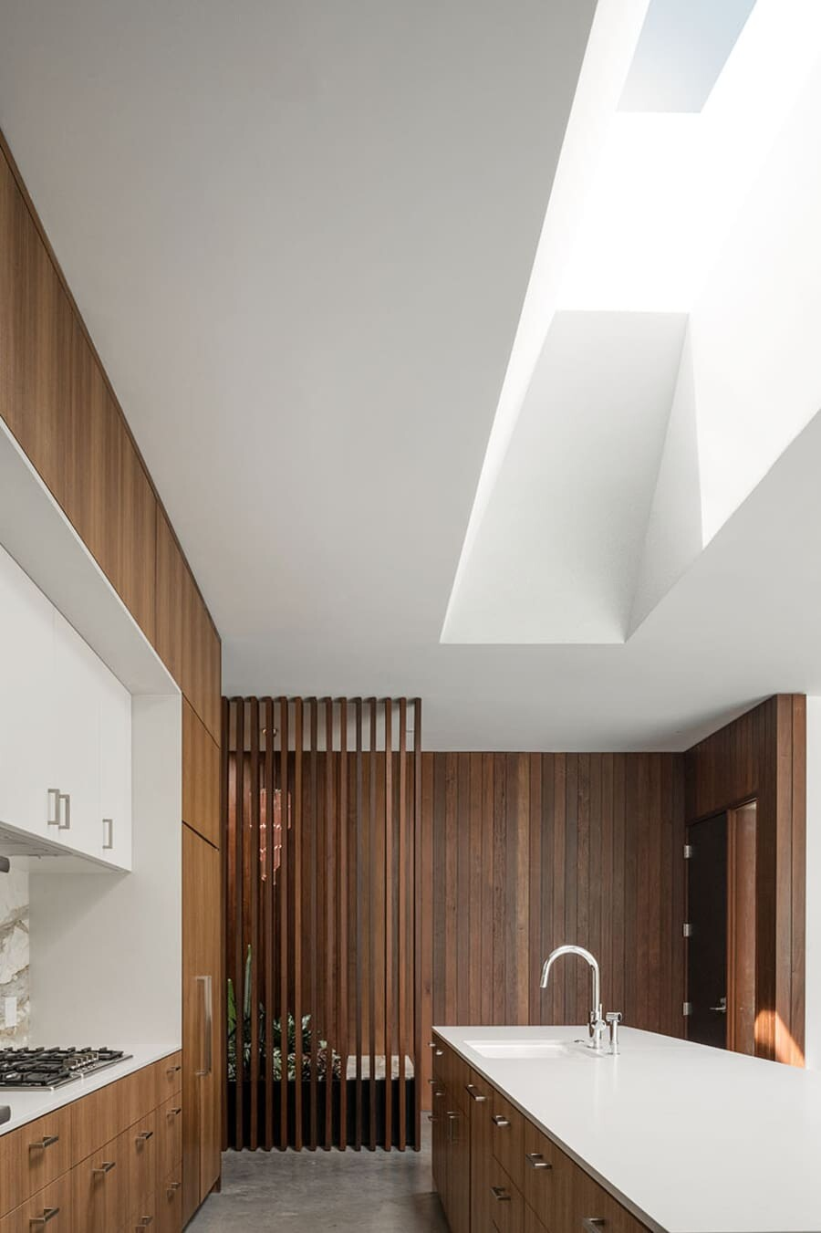 kitchen, Baldridge Architects