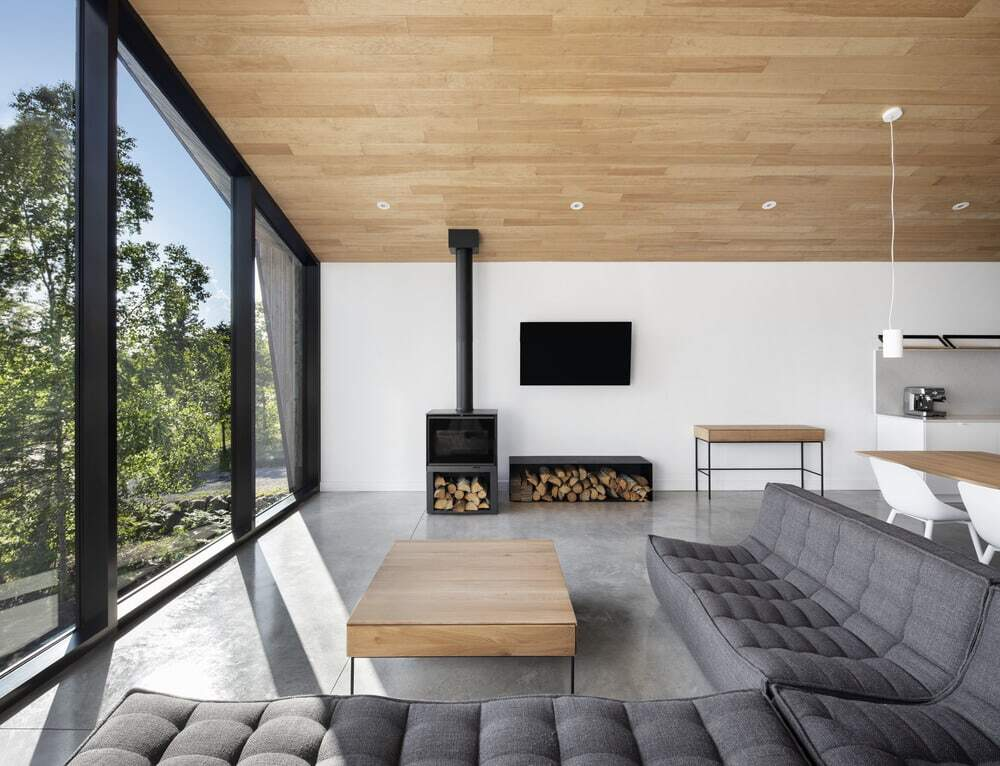 living room, Architecture49