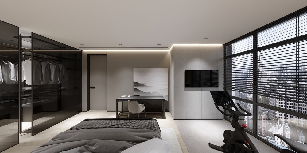 Shades of Grey by MONO Architects