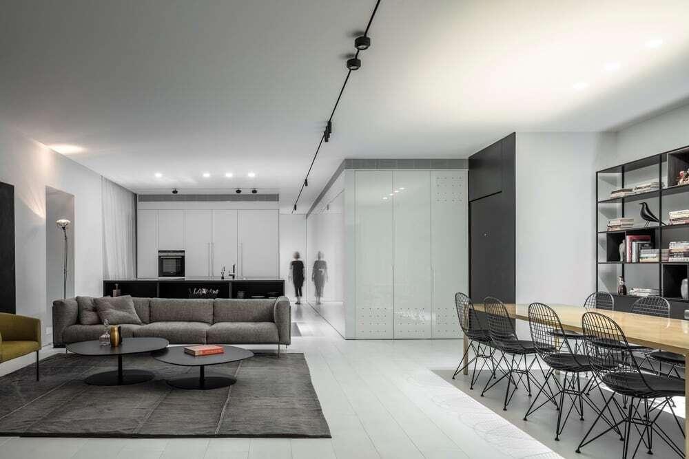living space, Axelrod Architects