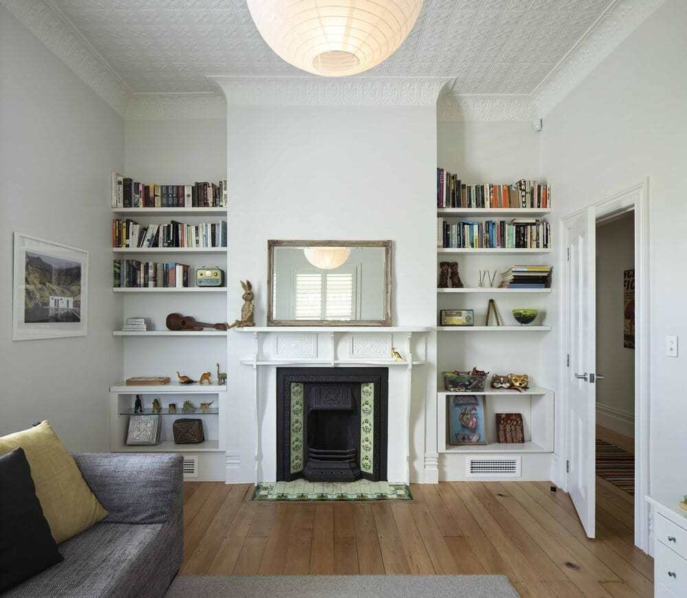 living space, Strachan Group Architects