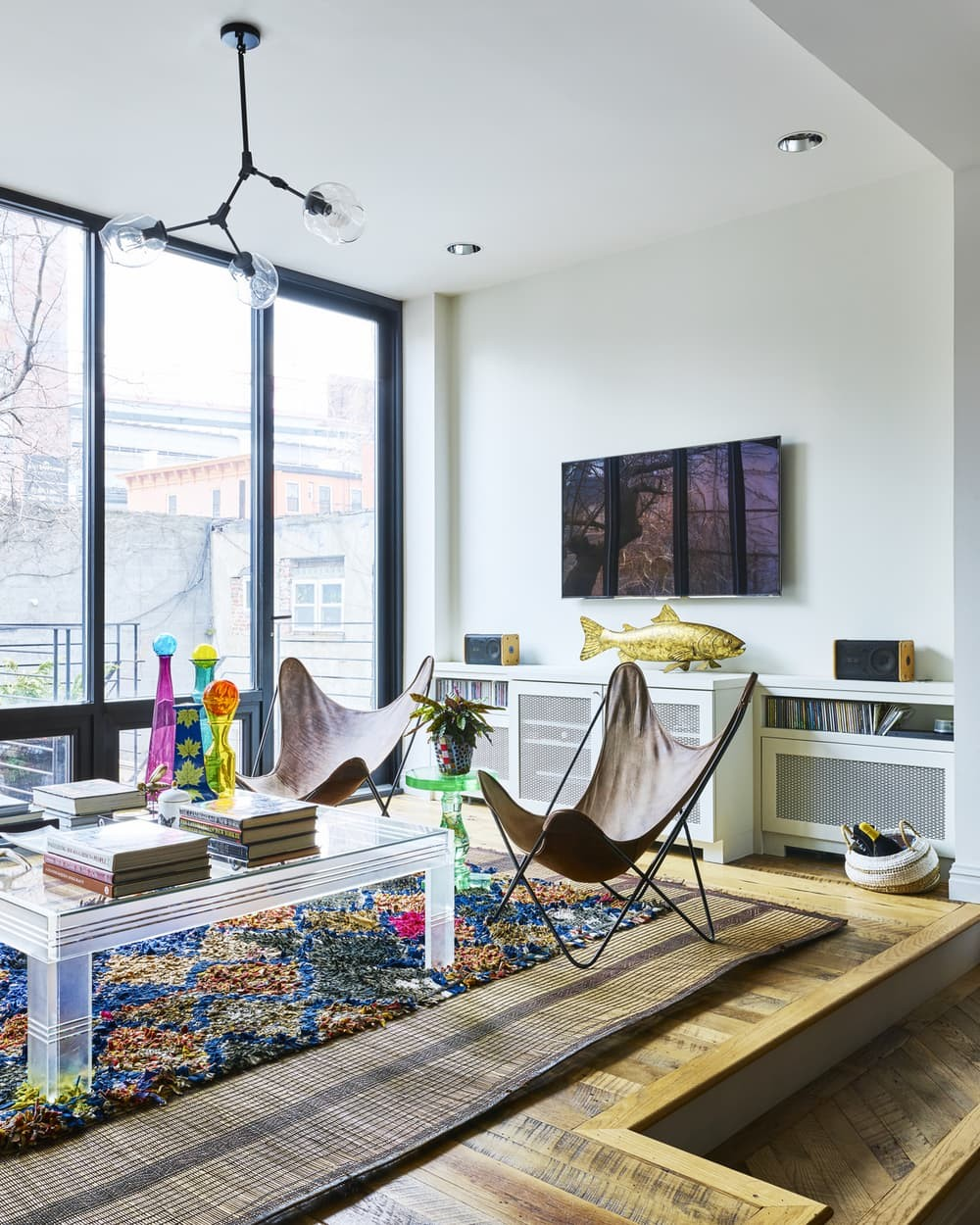 Brooklyn Townhouse Extension and Renovation in Williamsburg by Agencie