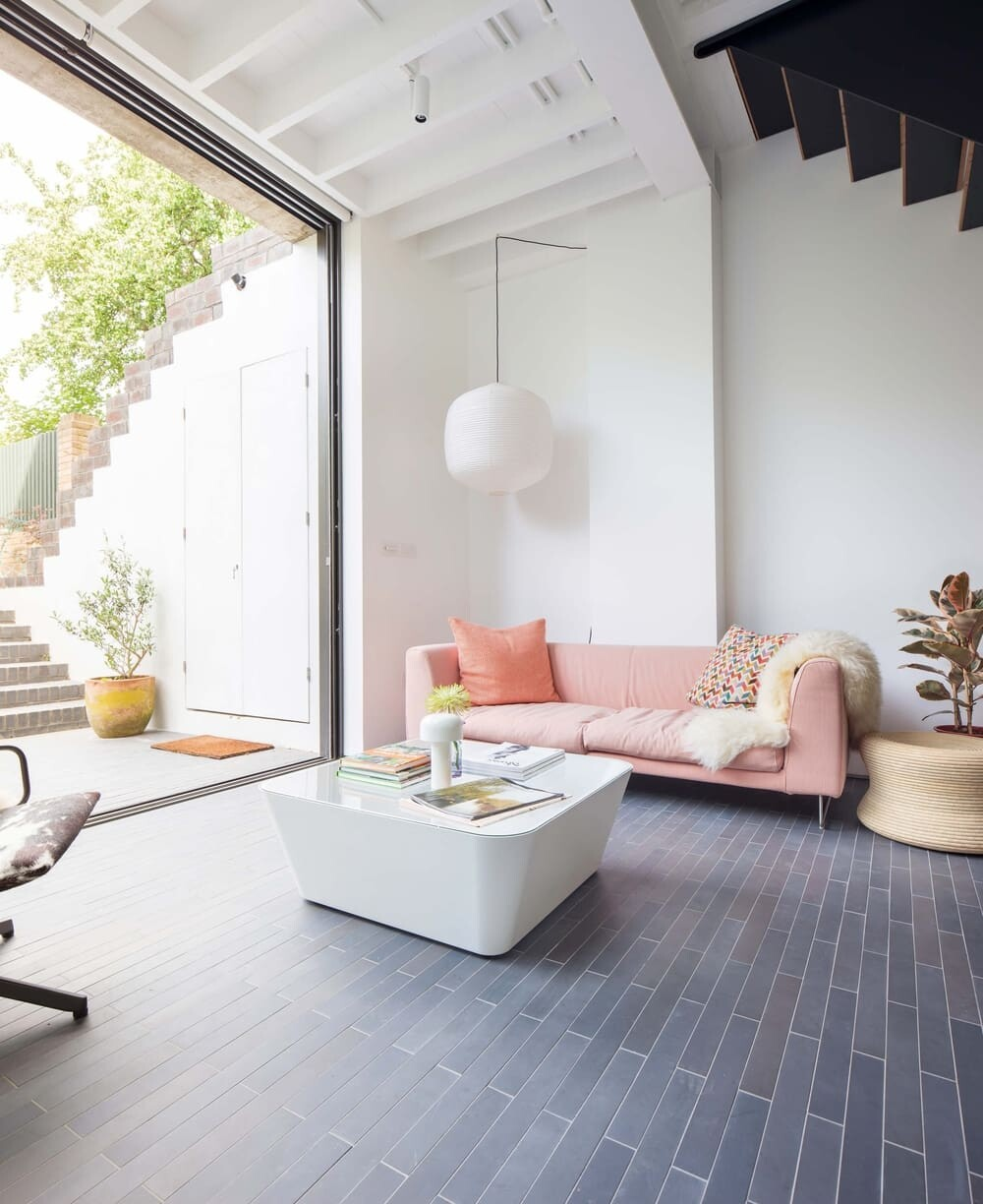 living space, OEB Architects