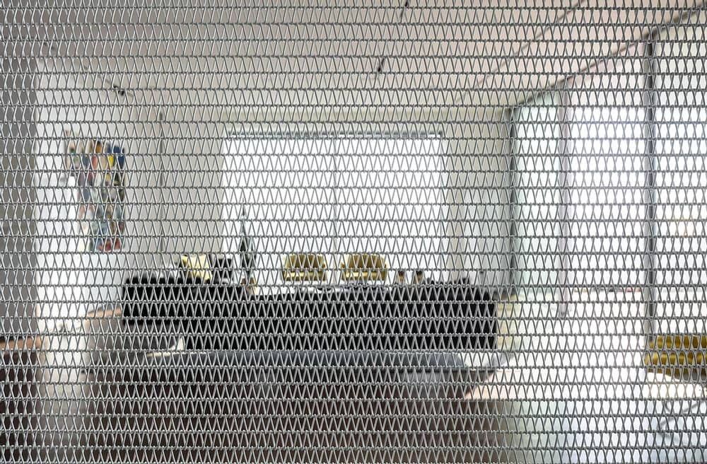 white screens, Axelrod Architects
