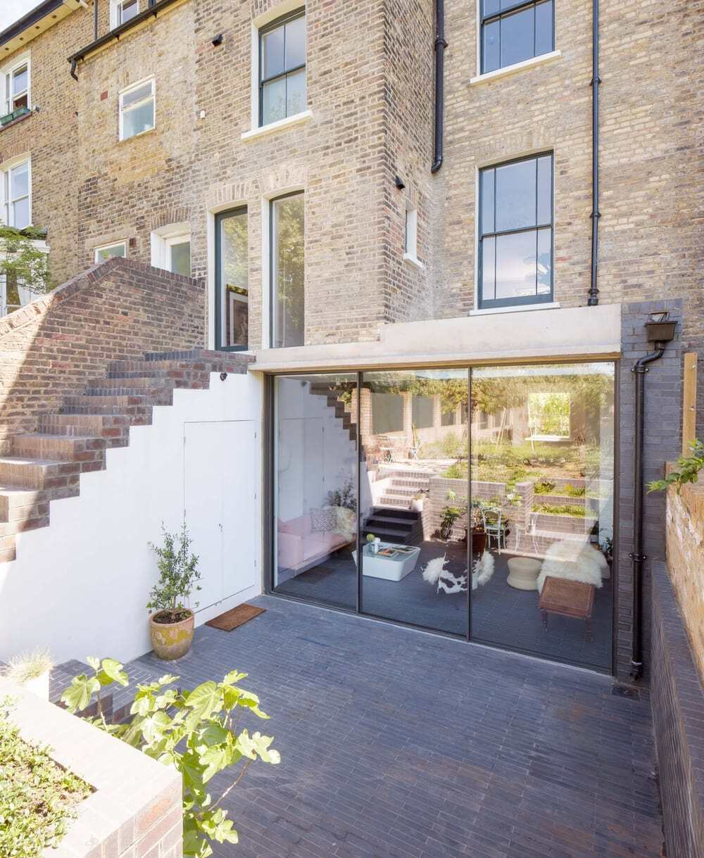 Manor Avenue, London by OEB Architects