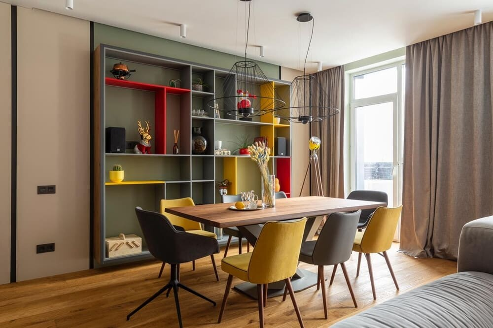 An Apartment Concept For A Family of Four