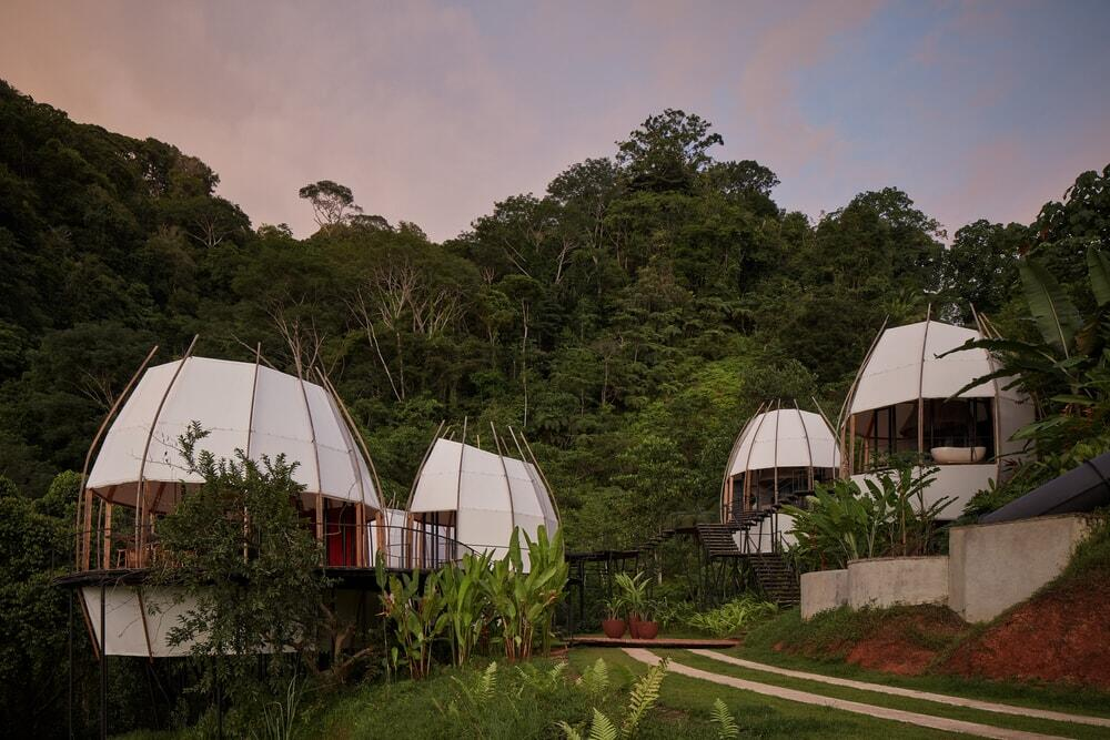 Art Villas Resort in Costa Rican Jungle with Views of the Pacific Ocean