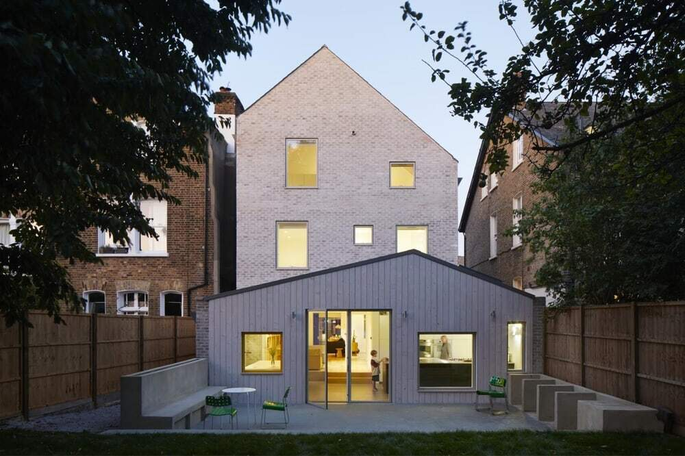 House-within-a-House, London by Alma-nac