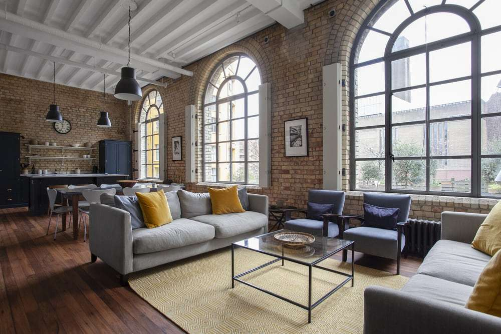 Bankside Lofts in London by YARD Architects