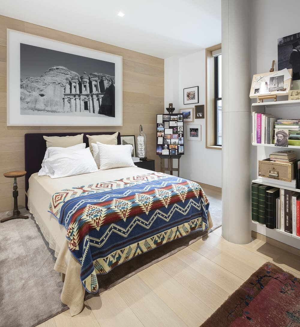 Guest Bedroom, Agencie Architecture & Engineering