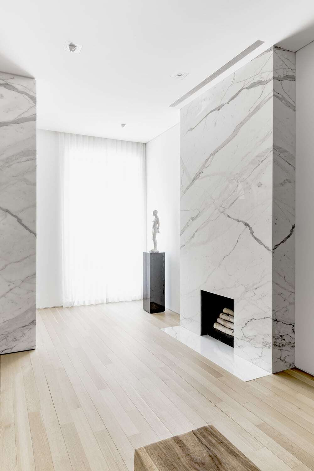 Minimalist Classic NYC Brownstone by JBA Collective