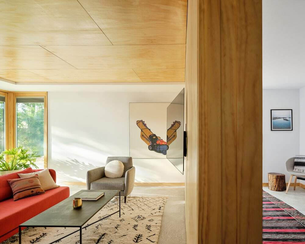 The Bear Production Studio by Pollen Architecture & Design